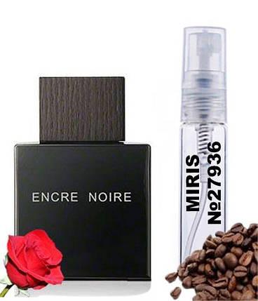 Пробник Духов MIRIS №27936 (аромат похож на Lalique Encre Noire Pour Homme) Мужские 3 ml, фото 2