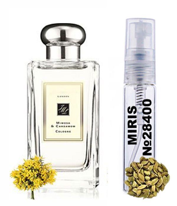 Пробник Духов MIRIS №28400 (аромат похож на Jo Malone London Mimosa & Cardamom) Унисекс 3 ml