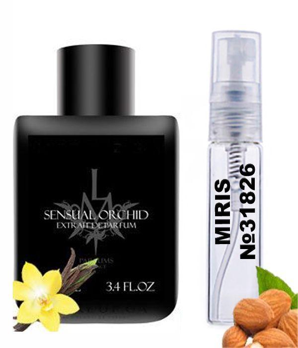 Пробник Духів MIRIS №31826 (аромат схожий на Laurent Mazzone Parfums Sensual Orchid) Жіночий 3 ml