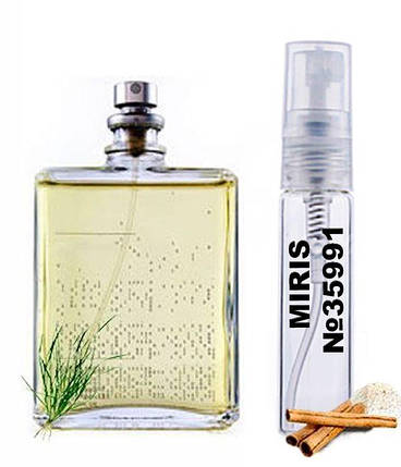 Пробник Духов MIRIS №35991 (аромат похож на Escentric Molecules - Molecule 03) Унисекс 3 ml, фото 2