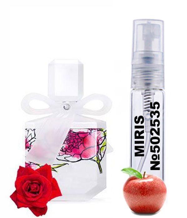 Пробник Духов MIRIS №502535 (аромат похож на Victoria's Secret Xo Victoria) Женский 3 ml
