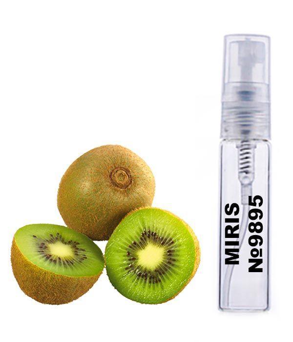 Пробник Духов MIRIS №9895 Kiwi (Аромат Киви) Унисекс 3 ml