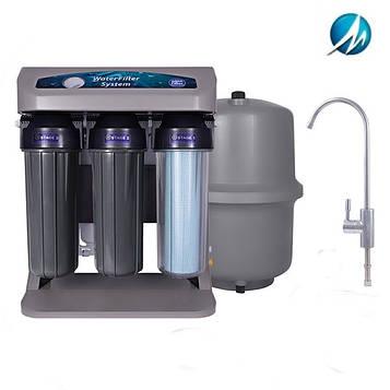 Фільтр зворотного осмосу Aquafilter ELITE7G-G з датчиком тиску