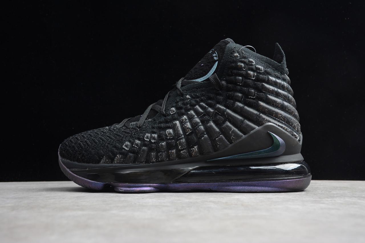 Кроссовки мужские Nike Lebron 17 / LBM-236 (Реплика)