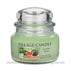 Арома свічка Village Candle Шматочки літа (час горіння до 55 год), фото 2