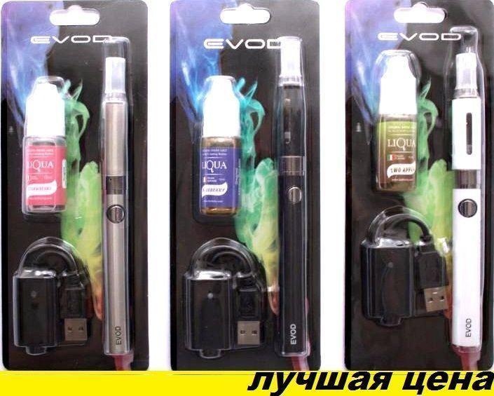 Електронна сигарета EVOD MT3 + OIL