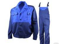 Костюм рабочий летний, спецодежда, костюм рабочий, куртка и полукомбинезон