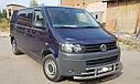 Защита переднего бампера (ус тройной) Volkswagen Т5 (Transporter) 2009-2015, фото 3