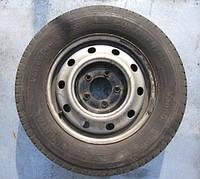 Колесо (диск + резина) на  R16 покрышка Continental 205/75 R16C