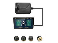 Прибор контроля давления в шинах USB TPMS Android для большинства автомобилей