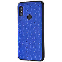 Glass Picture Case (Glass+TPU) Xiaomi Mi A2/Mi6X 05