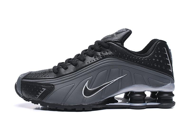 Кроссовки мужские Nike Shox R4 / SHX-059 (Реплика)