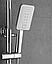 Душова система прихованого монтажу Mangus RD-418, фото 7