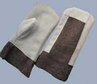 Вачеги - рукавицы для металлургов, стекольщиков