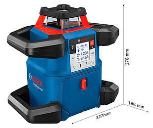 Ротаційний лазерний нівелір Bosch GRL 600 CHV Professional