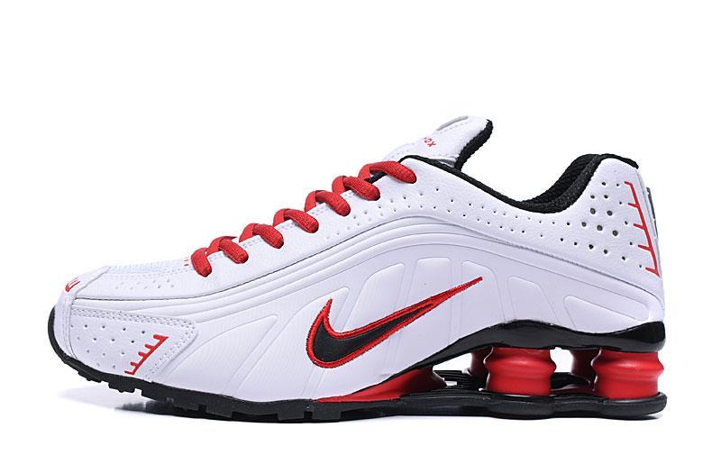 Кросівки чоловічі Nike Shox R4 / SHX-068 (Репліка)