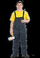 Полукомбинезон рабочий, зимний полукомбинезон, спецодежда, рабочая одежда утепленная