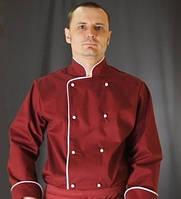 Униформа поварская, куртка шеф-повара