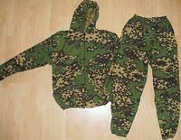 Маскхалат. Военная одежда.