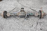 Мост ведущий задний в сборе под барабаны без ABS двухкатковый спарка i=4.63 Ford Transit 2000-2006