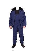 Утепленный полукомбинезон и куртка, зимняя спецодежда, пошив рабочей одежды