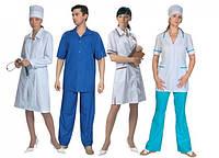 Медицинская одежда, костюмы для хирургов, врачей, медсестер