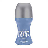 Дезодорант-антиперспирант с шариковым аппликатором Individual Blue (50 мл)