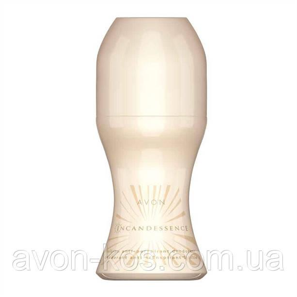 Кульковий дезодорант-антиперспірант Incandessence (50 мл) для жінок -парфуми инканденсанс