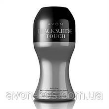 Дезодорант-антиперспірант з кульковим аплікатором Black Suede Touch (50 мл)