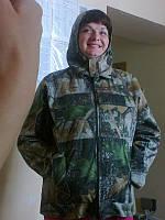 Костюм охотника демисезонный, зимний. Камуфлированная одежда