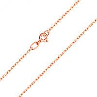 Золотая цепь Ливия классического якорного плетения, 1,5мм 000079989 45 размер