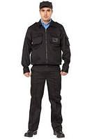 """Костюм охранника """"Классический"""", куртка и брюки охранника, униформа для охраны"""