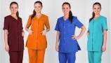 Униформа для сферы обслуживания, форма для клининга, медицинский костюм