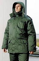 Куртка утепленная, мужская, женская. Зимняя спецодежда