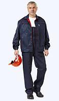 Курточка и полукомбинезон, спецодежда, рабочая одежда, униформа
