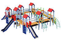 Детский комплекс Мой город Kidigo (11354)