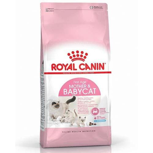 Сухий корм Royal Canin Mother and Babycat для годуючих кішок, 400 г