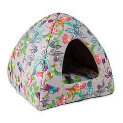 Дом-лежак для животных Pet Fashion Мила 38*38*36 см.