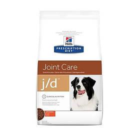 Сухий корм Hills Prescription Diet Canine j/d Joint Care для собак з куркою, 12 кг