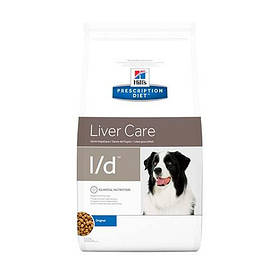 Сухий корм Hills Prescription Diet Canine l/d Liver Care для собак, 12 кг
