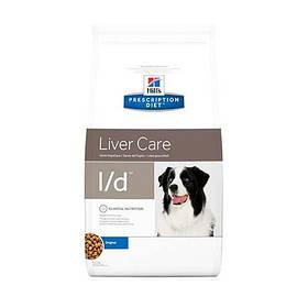 Сухой корм Hills Prescription Diet Canine l/d Liver Care для собак, 12 кг