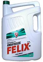 Антифриз Felix (-40 ºС) зеленый 10кг.