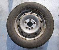 Колесо (диск + резина) на диск R15 покрышка Sava 195/70