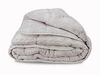 Одеяло Leleka-Textile Аляска Шерсть Евро 200х220 см Узор (1005568)