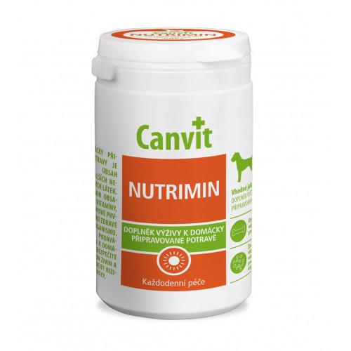 Витаминная добавка Canvit Nutrimin for Dogs для улучшения пищеварения для собак, 1 кг