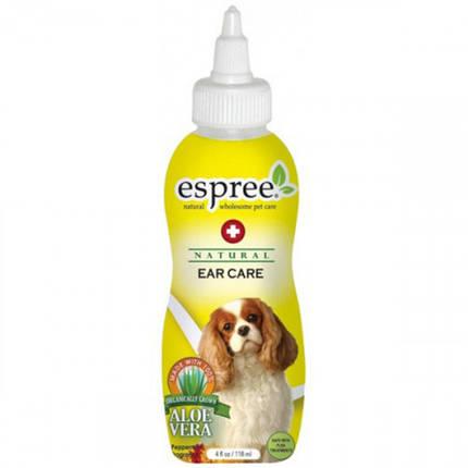 Очищувач вух Espree Ear Care з м'ятою для собак, 118 мл, фото 2