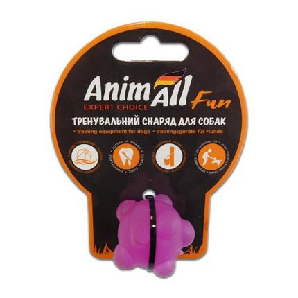 Игрушка AnimAll Fun шар молекула, фиолетовая, 3 см, фото 2