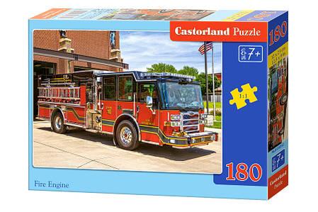 Пазлы Пожарная машина на 180 элементов, фото 2