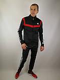 Мужской спортивный костюм Adidas копия, фото 5