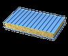 Стеновые сэндвич-панели с наполнителем из минеральной ваты 120мм, фото 5